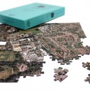 Aerial photo personalised jigsaw puzzle - 400 pieces